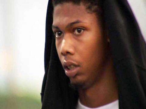 John Sanderson, Negro in a Hoodie