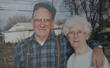 Nancy and Bob Strait
